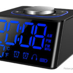 Multifunctional Digital LCD Alarm Clock FM Radio Termometer