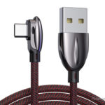 Essager USB-C to USB 2.0 Nylon Braided Data & Charging Cable (180cm)