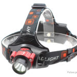 10W Infrared Wave Induction LED Headlamp