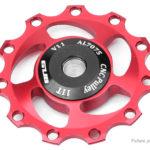 GUB V11 MTB Bicycle Jockey Wheel Rear Derailleur Pulley