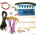 Laser Harp Parts DIY Electronic Assembly Kit