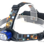 2*LED 3-Mode 800LM LED Headlamp