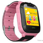 Q76 1.44″ TFT Touch Screen 3G Smart Watch Phone for Kids