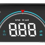Car HUD Head Up Display Windscreen Projector
