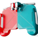 Game Grip Telescopic Auxiliary Button Gamepad