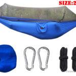 Traveler Portable Outdoor Mosquito Net Hammock Swing Bed