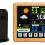 Multifunctional Wireless Weather Station Thermometer Hygrometer