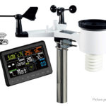 Authentic Misol Outdoor Garden Professional Wireless Wifi Weather Station