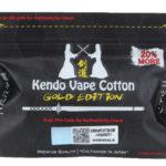Authentic Kendo Vape Cotton (Gold Edition)