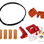 Upgraded Remote Metal Extruder Kit for Creality CR-10/Ender-3 3D Printer