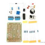 DC 12V ICL8038 Monolithic Function Signal Generator DIY Electronic Kit