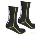 SLINX 3mm Swimming Snorkeling Socks Thermal Diving Socks (Size M)