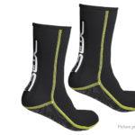 SLINX 3mm Swimming Snorkeling Socks Thermal Diving Socks (Size M)