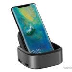 Authentic Baseus USB-C Cell Phone Holder Intelligent Hub Charging Dock Station