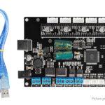 DIY TriGorilla Motherboard for 3D Printer