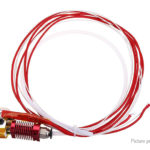 24V MK8 Extruder Hot End Kit for Creality CR-10 3D Printer