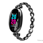 E68 0.96″ IPS Touch Screen Bluetooth V4.0 Lady Smart Bracelet Wristband