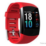 "Q11 1.3"" Touch Screen Bluetooth V4.2 Sports Smart Bracelet"