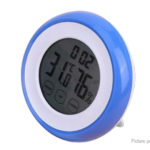 Multifunctional Touch Screen Digital Alarm Clock Thermometer Hygrometer