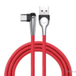 Authentic Baseus Sharp-bird Micro-USB to USB 2.0 Data & Charging Cable (200cm)