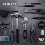 Authentic Xiaomi Youpin JIUXUN 60-in-1 Household Hand Tool Repair Tools Kit