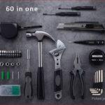 Authentic Xiaomi Youpin JIUXUN 60-in-1 Household Hand Tool Repair Tools Kit