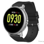 S666 1.22″ IPS Touch Screen Bluetooth V4.0 Smart Watch
