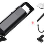 120W Dry & Wet Dual-use Car Handheld Vacuum Cleaner