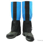 AYXSEE Unisex Outdoor Hiking Walking Snowproof Waterproof Leg Cover Snow Gaiters (Pair)