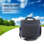 Shoulder Bag Travel Carrying Case for PlayStation 4 PS4 Game Consoles (A)