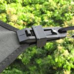 Outdoor Camping Large Canopy Hook Tent Windproof Alligator with Barb Clip