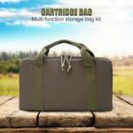 Outdoor Nylon Clip Pack Portable Multifunctional Bag Toolkit (Army Green)