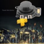 3D Analog Joysticks Replacement Thumb Stick Button for Sony PSP (PS2000)