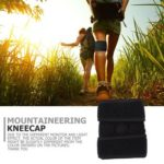 1pc Hiking Cycling Knee Support Protector Breathable Compression Knee Pads