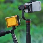 PULUZ 96 LEDs Photography Video Studio Light Filters Light Panel for Camera