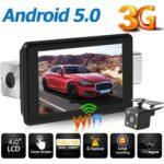 T4 3G Car DVR Camera 4.0 Inch Wifi IPS HD 1080P DVR Dash Camera Recorder
