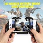 M10 All-in-One Mobile Game Playing Fixed Holder for PUBG Mobile Game Handle