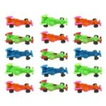 50pcs Mini DIY Vehicles Assemble Capsule Toy Children Toys Gift Car Model