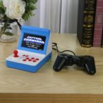 4.3 inch Retro Handheld Game Console 16GB Game Player Built-in 2700 Games