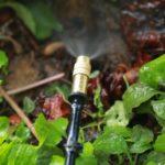 Copper Misting Fog Nozzles Atomizing Sprayer Hose Garden Irrigation (10pcs)