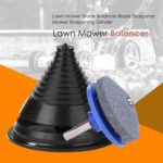 Lawn Mower Blade Balancer Blade Sharpener Mower Sharpening Grinder (2pcs)