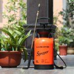 Garden Pressure Sprayer Bottle Outdoor Plant Watering Spray Tools (5L)