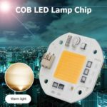 COB LED Lamp Chip AC 220V LED Bulb Flood Light Chip 50W DIY Floodlight (C)