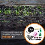 10m Hose Garden Automatic Pouring Drip Adjustable Watering Irrigation Set