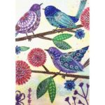 5D DIY Special Shaped Diamond Painting Magpie Cross Stitch Mosaic Craft Kit