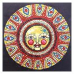 5D DIY Special Shaped Diamond Painting Face Cross Stitch Mosaic Craft Kits