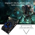 Original Desktop GPU Graphics Card R7-350 4G GDDR5 128Bit Game Video Card