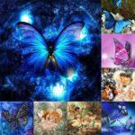 5D DIY Full Drill Diamond Painting Cross Stitch Embroidery Kit (Angel08)