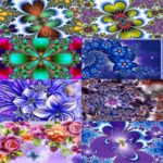 5D DIY Full Drill Diamond Painting Cross Stitch Embroidery Kit (Flower08)
