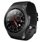LEMFO LF25 4G Heart Rate Monitor 1+16GB GPS BT4.0 Wifi Smart Watch (Black)
